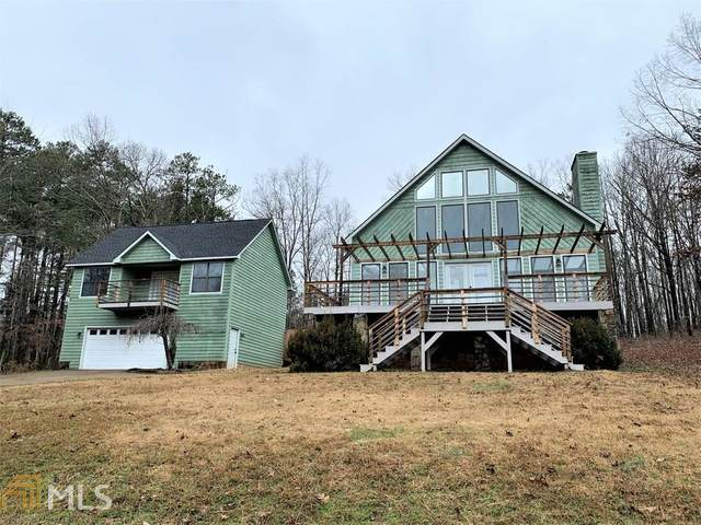 340 County Road 592, Other-Alabama, AL 35983 (MLS #8914361) :: The Durham Team