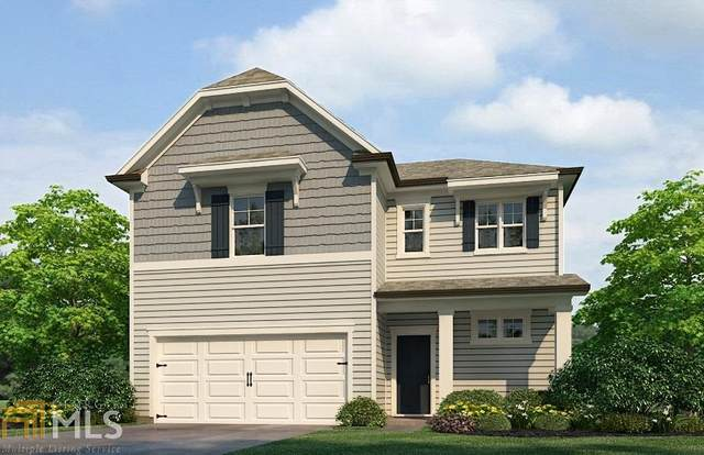 7227 Sanctuary St #31, Union City, GA 30291 (MLS #8914422) :: Buffington Real Estate Group
