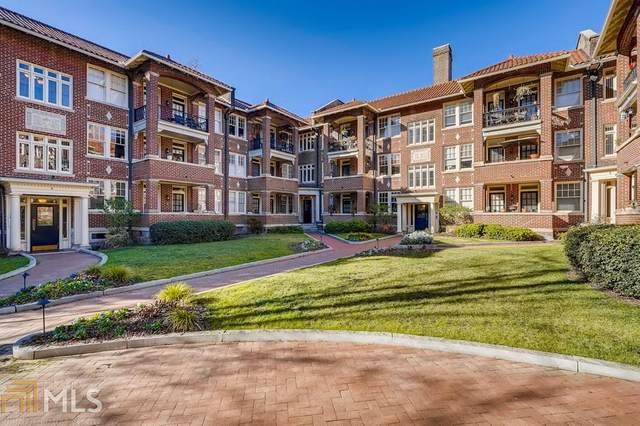 198 Ponce De Leon Ave 4B, Atlanta, GA 30308 (MLS #8914455) :: Crown Realty Group