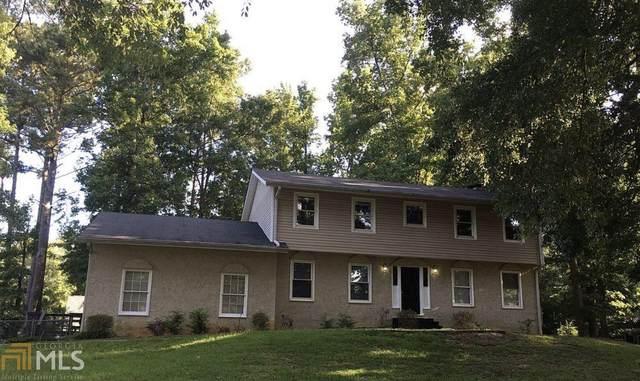215 Hillsdale Drive, Fayetteville, GA 30214 (MLS #8914460) :: Anderson & Associates