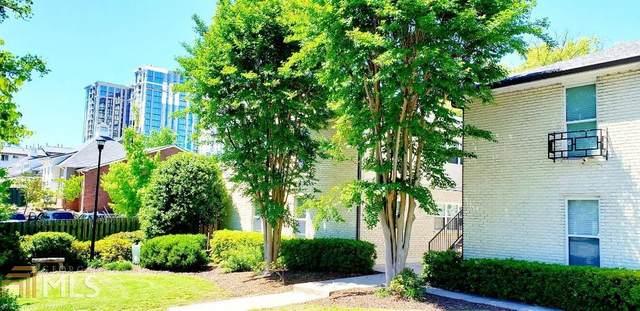 48 NE Peachtree Ave #212, Atlanta, GA 30305 (MLS #8914467) :: Anderson & Associates