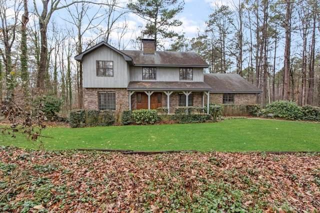 889 King Rd, Stone Mountain, GA 30088 (MLS #8914497) :: Amy & Company | Southside Realtors