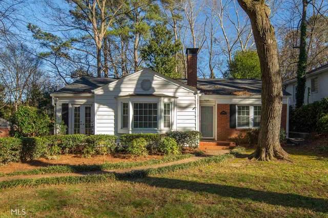 2261 Melante Dr, Atlanta, GA 30324 (MLS #8914611) :: RE/MAX Eagle Creek Realty