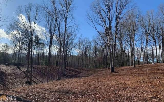 7 Ac Payne Rd, Brasstown, NC 28902 (MLS #8914657) :: RE/MAX Eagle Creek Realty