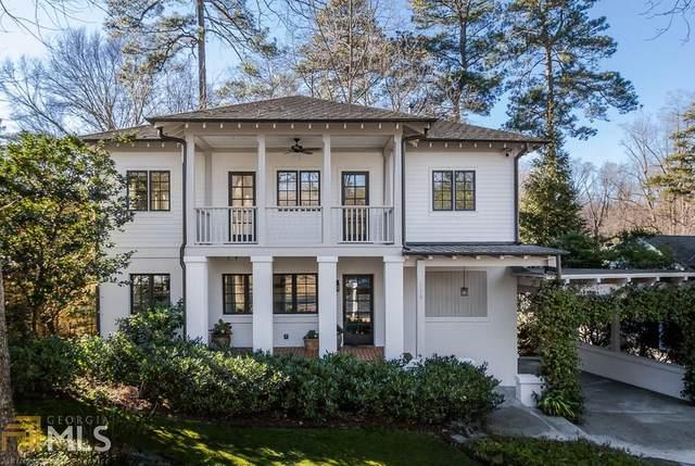 118 Chelsea Drive, Decatur, GA 30030 (MLS #8914694) :: Scott Fine Homes at Keller Williams First Atlanta