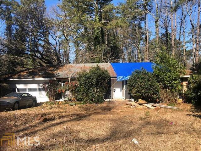 4132 Sioux Way, Stone Mountain, GA 30083 (MLS #8914828) :: Lakeshore Real Estate Inc.