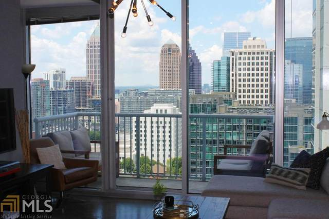 855 Peachtree Street Ne #2308, Atlanta, GA 30308 (MLS #8914856) :: Team Cozart