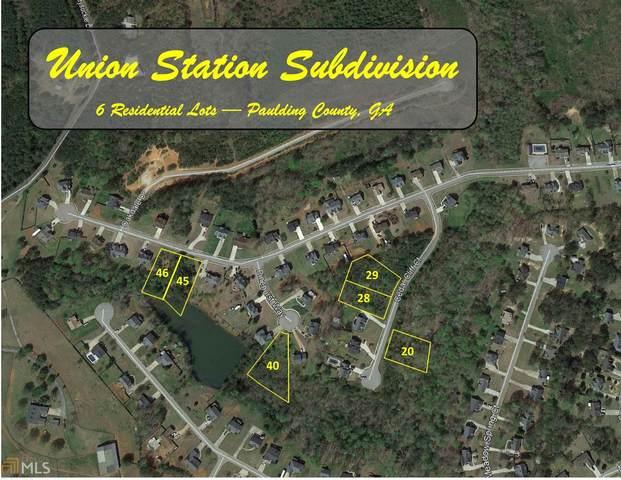 147 Cedar Cliff Ct 6 Lots, Temple, GA 30179 (MLS #8914861) :: Military Realty