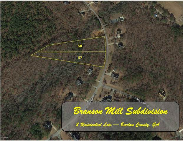 20 Branson Mill Dr #57, Cartersville, GA 30120 (MLS #8914862) :: Military Realty