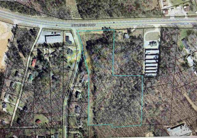 0 Battlefield Parkway, Ringgold, GA 30736 (MLS #8914894) :: Lakeshore Real Estate Inc.