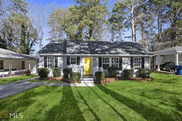3665 Bolfair Dr, Atlanta, GA 30331 (MLS #8914917) :: Lakeshore Real Estate Inc.