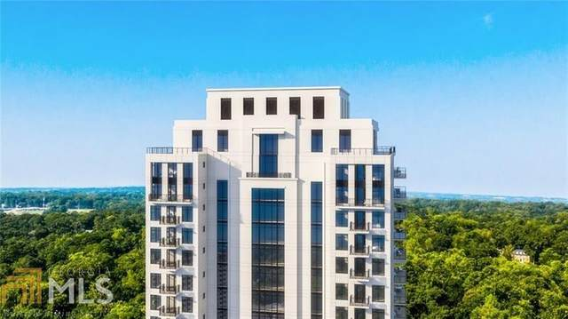 2520 Peachtree Rd #2202, Atlanta, GA 30305 (MLS #8914960) :: Crown Realty Group