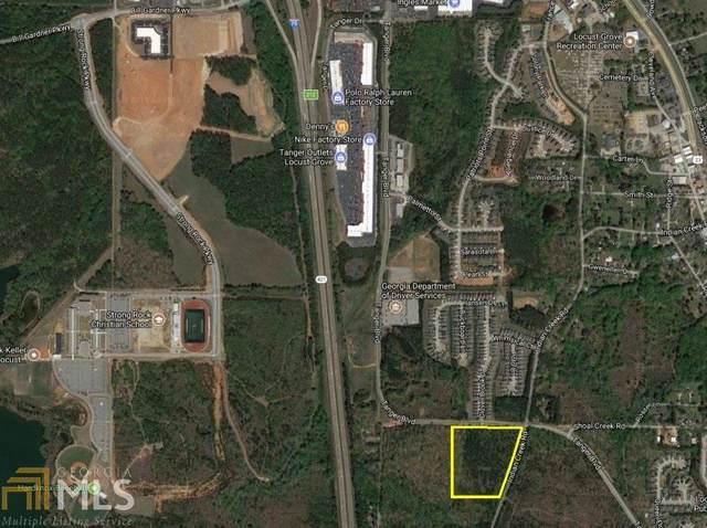 0 Tanger Blvd 12.02 Ac, Locust Grove, GA 30248 (MLS #8914972) :: Keller Williams Realty Atlanta Partners