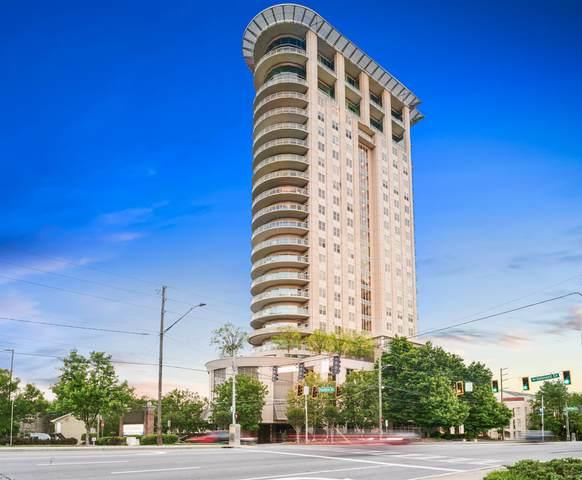 2881 Peachtree Rd #1205, Atlanta, GA 30305 (MLS #8915015) :: Buffington Real Estate Group