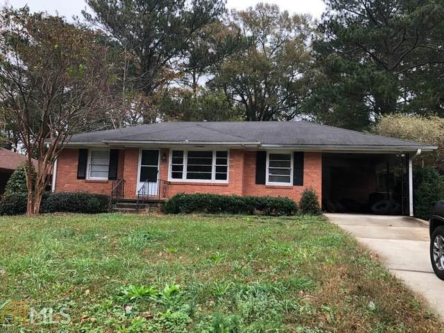 1854 S Columbia Place, Decatur, GA 30032 (MLS #8915162) :: Crown Realty Group