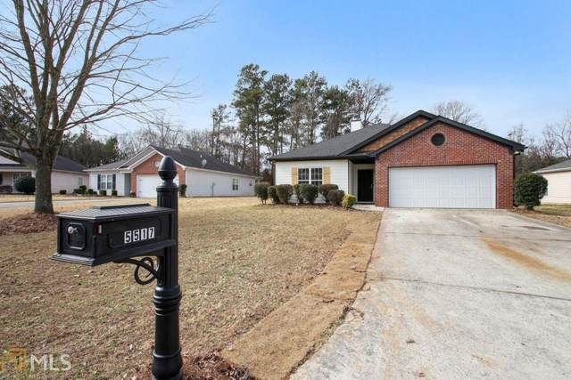 5517 Jerome Rd, College Park, GA 30349 (MLS #8915253) :: Rettro Group