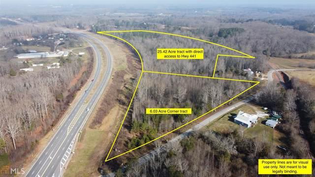 0 S Highway 441, Nicholson, GA 30565 (MLS #8915279) :: RE/MAX Center