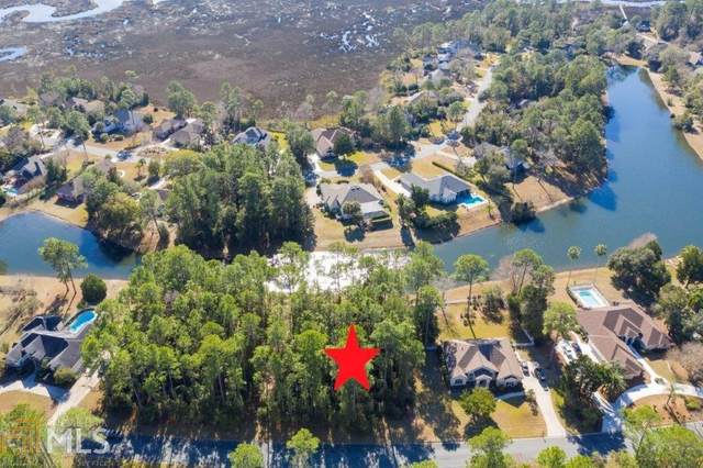 1018 Greenwillow Dr, St. Marys, GA 31558 (MLS #8915288) :: RE/MAX Center