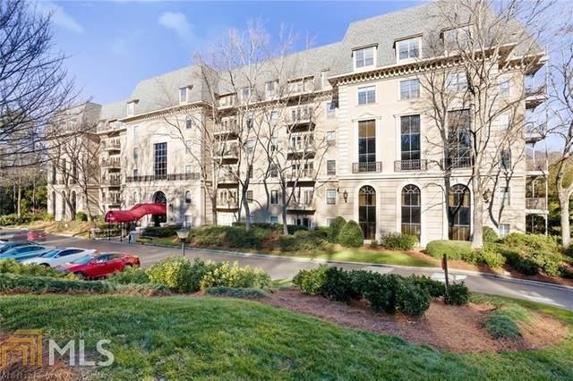 2865 Lenox Rd #602, Atlanta, GA 30324 (MLS #8915291) :: Regent Realty Company
