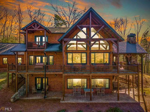 254 Settlers Ridge Rd, Ellijay, GA 30540 (MLS #8915293) :: Anderson & Associates