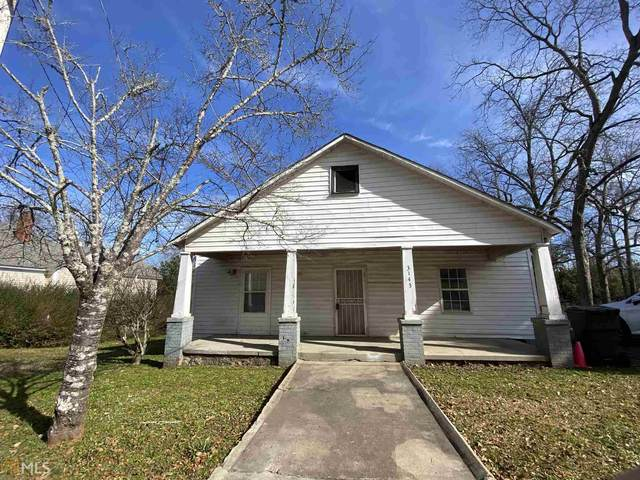 3143 S West St, Covington, GA 30014 (MLS #8915304) :: The Realty Queen & Team