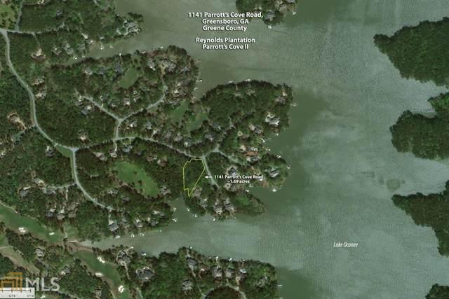 1141 Parrotts Cove Rd, Greensboro, GA 30642 (MLS #8915397) :: AF Realty Group
