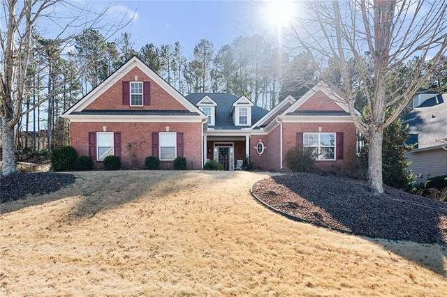 2587 Chipping Court, Villa Rica, GA 30180 (MLS #8915416) :: Team Cozart