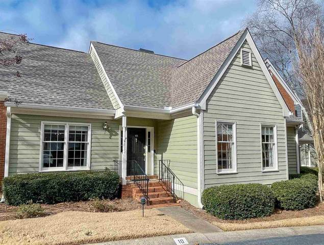 10 Vernon Glencourt, Sandy Springs, GA 30338 (MLS #8915484) :: Crown Realty Group