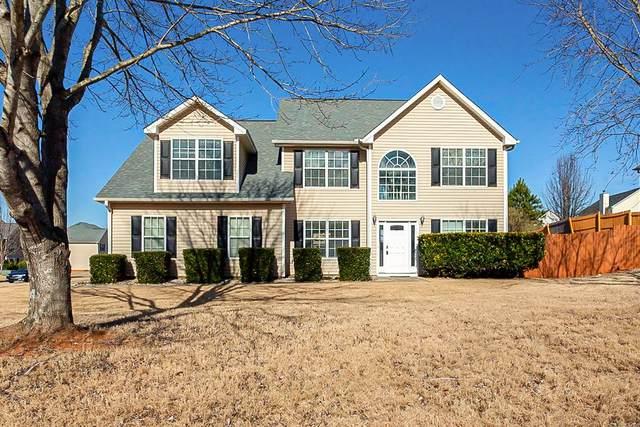 10 Heaton, Covington, GA 30016 (MLS #8915548) :: Buffington Real Estate Group