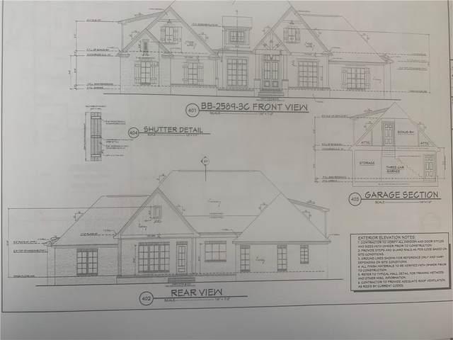 225 Barrington Oaks, Brunswick, GA 31523 (MLS #8915569) :: AF Realty Group