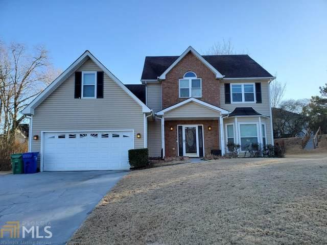 3925 Knights Cross, Ellenwood, GA 30294 (MLS #8915622) :: Scott Fine Homes at Keller Williams First Atlanta