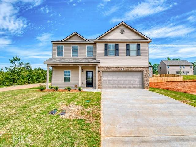 306 Tyndall Way 43-Everest II, Perry, GA 31069 (MLS #8915685) :: The Realty Queen & Team