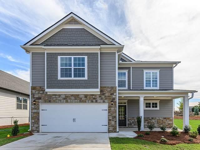 158 Overlook Ridge Way, Canton, GA 30114 (MLS #8915733) :: Rettro Group