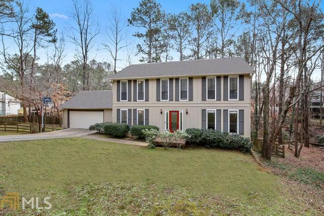 670 Branch Valley Ct, Roswell, GA 30076 (MLS #8915736) :: RE/MAX Center