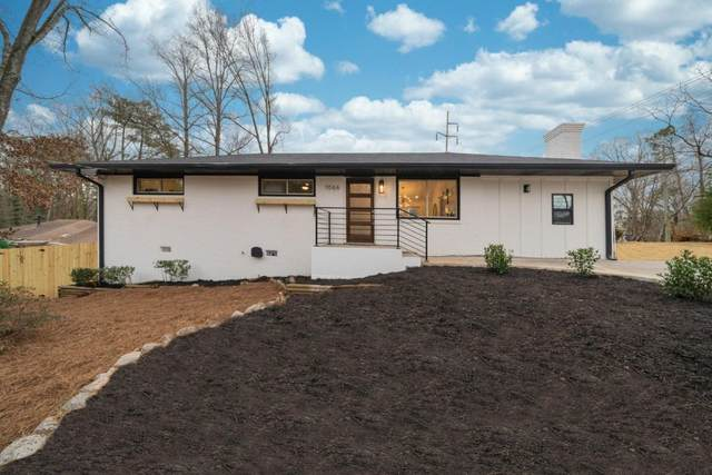 1066 Starline Dr, Smyrna, GA 30080 (MLS #8915752) :: Buffington Real Estate Group
