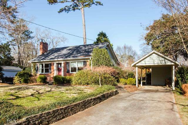 150 Woodland Way, Athens, GA 30606 (MLS #8915836) :: Michelle Humes Group