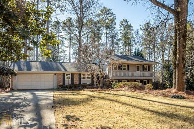 1329 W Nancy Creek Drive, Brookhaven, GA 30319 (MLS #8915851) :: Amy & Company | Southside Realtors