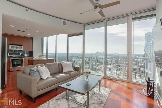 3324 Peachtree Rd #2412, Atlanta, GA 30326 (MLS #8915892) :: Rettro Group