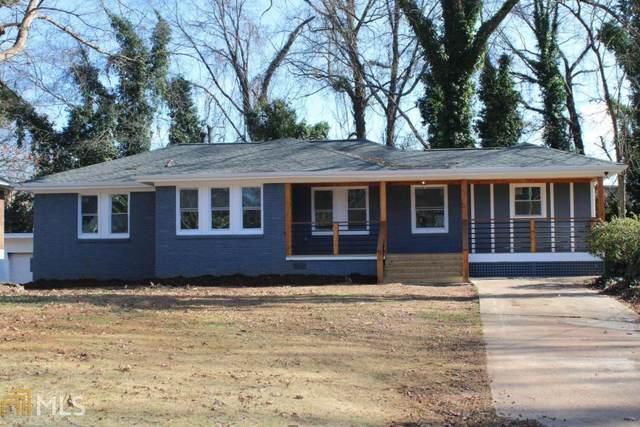 1528 Belva Ave, Decatur, GA 30032 (MLS #8915903) :: Regent Realty Company