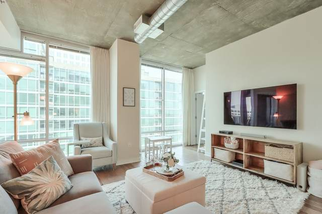 923 Peachtree St #1726, Atlanta, GA 30309 (MLS #8915910) :: Military Realty