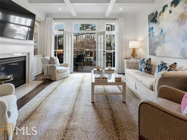 3568 Roswell Rd #53, Atlanta, GA 30305 (MLS #8915976) :: Michelle Humes Group