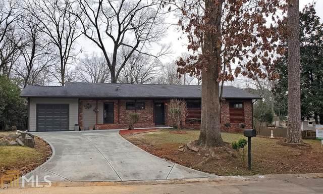 613 Oakland Dr, Marietta, GA 30067 (MLS #8915985) :: Scott Fine Homes at Keller Williams First Atlanta