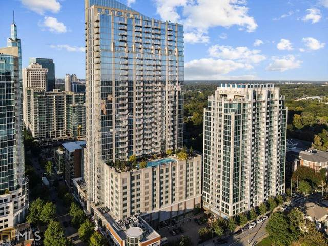 855 Peachtree St #1903, Atlanta, GA 30308 (MLS #8916135) :: Keller Williams Realty Atlanta Partners