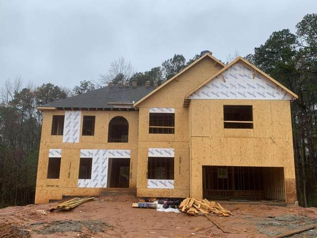 6486 Obrian Ln #23, Lithonia, GA 30038 (MLS #8916140) :: Michelle Humes Group