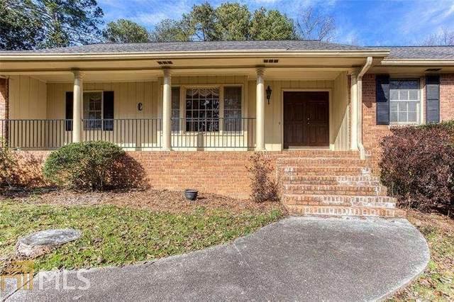 6000 Spalding Dr, Sandy Springs, GA 30350 (MLS #8916171) :: Scott Fine Homes at Keller Williams First Atlanta