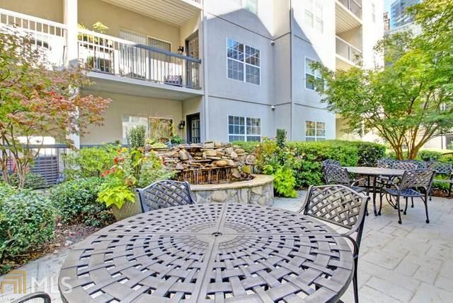 1075 Peachtree Walk Ne A119, Atlanta, GA 30309 (MLS #8916179) :: Keller Williams Realty Atlanta Partners