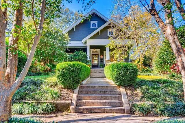 334 Elmira Pl, Atlanta, GA 30307 (MLS #8916191) :: Anderson & Associates
