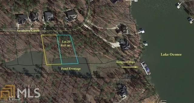 1170 Turnberry Cir #1170, Greensboro, GA 30642 (MLS #8916225) :: Buffington Real Estate Group