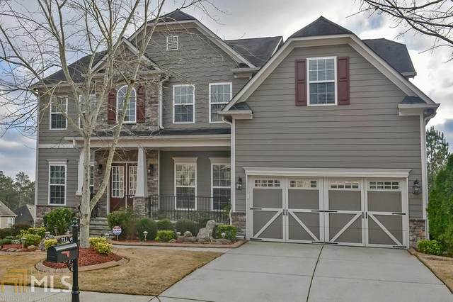721 King Sword Ct, Mableton, GA 30126 (MLS #8916276) :: Scott Fine Homes at Keller Williams First Atlanta