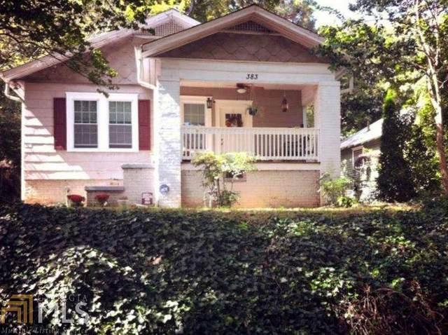 383 Patterson Ave, Atlanta, GA 30316 (MLS #8916475) :: Scott Fine Homes at Keller Williams First Atlanta